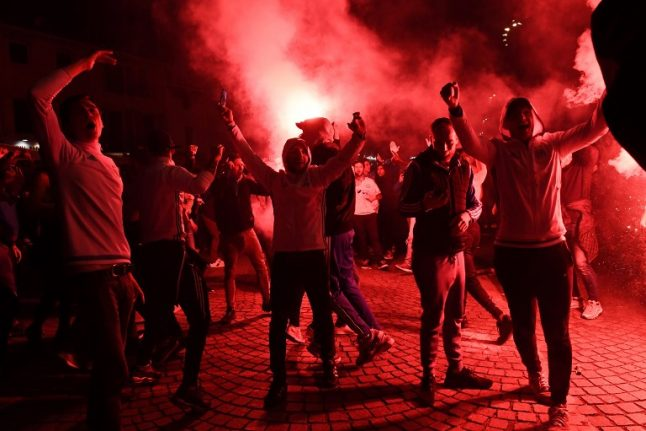 Europa League final: French police on high alert over fears of violence