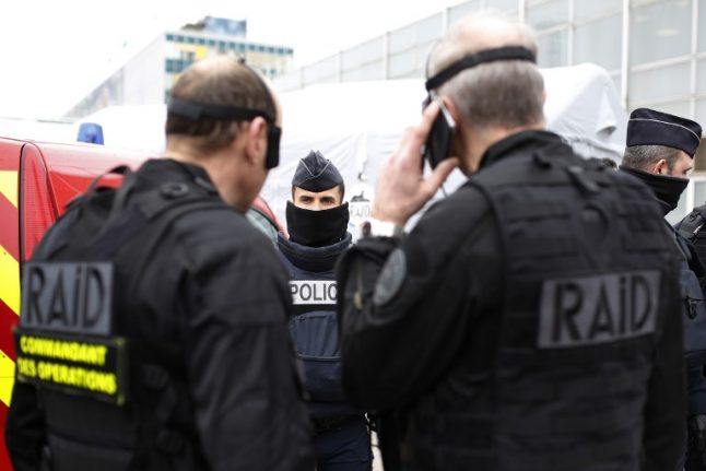 France says suspected poison terror attack foiled after brothers arrested