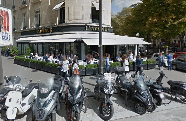 Swanky Paris restaurant 'refuses bookings to Arabs and sits ugly diners upstairs'