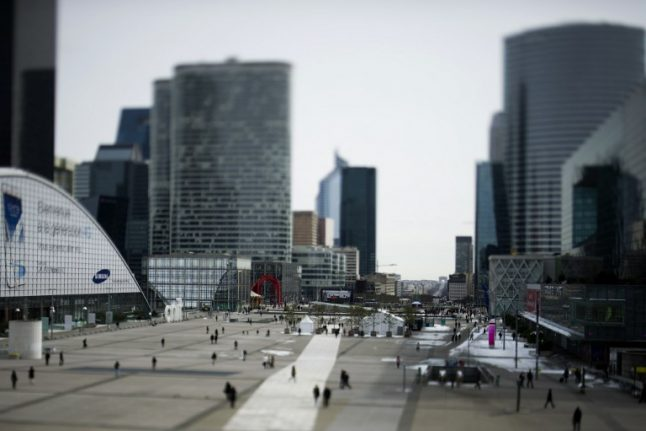 France revises economic growth upwards in boost for Macron