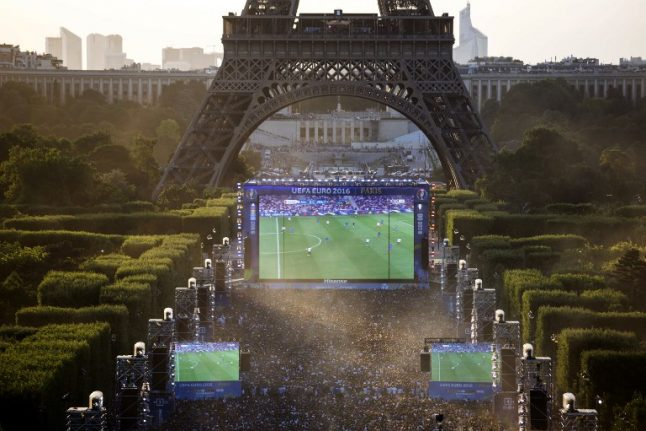 France bans 'big screen' zones for World Cup over terror fears