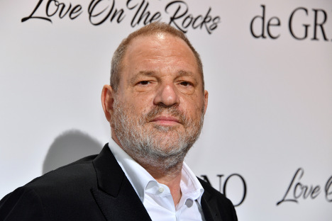 Weinstein's absence looms over scandal-hit Cannes