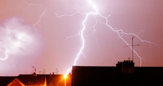 Violent storms set to hit swathes of northern and western France