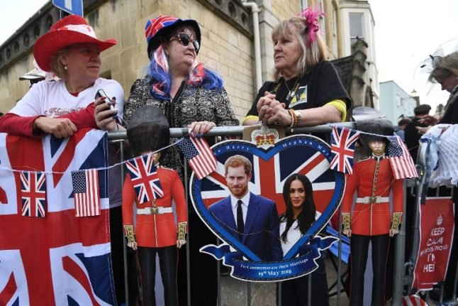 Why France has become so gripped with 'Le Royal Wedding' frenzy