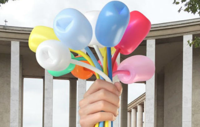 Why is this gift to Paris by American artist Jeff Koons still without a home?