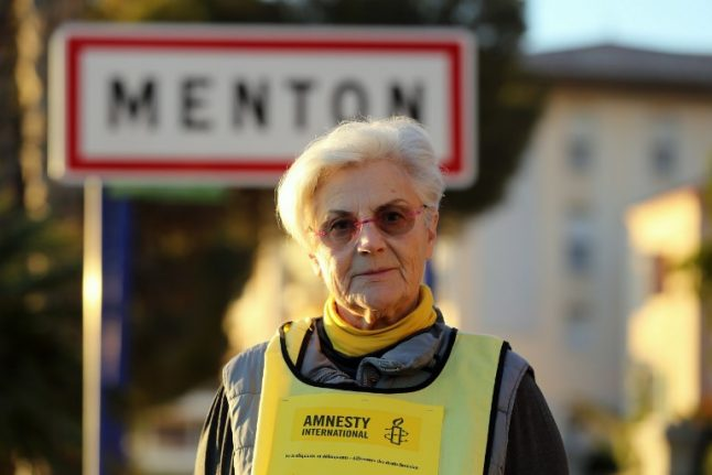 73-year-old Amnesty International volunteer on trial in France for helping migrants