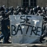 'There are loopholes, we exploit them': How France's 'black bloc' rioters stay one step ahead of the police