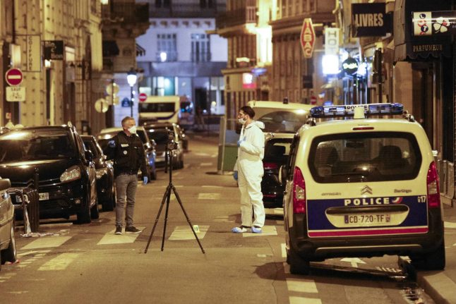 Terror probe launched after deadly Paris knife attack