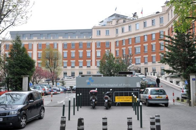 Nurse charged over rape of a patient at American hospital in Paris