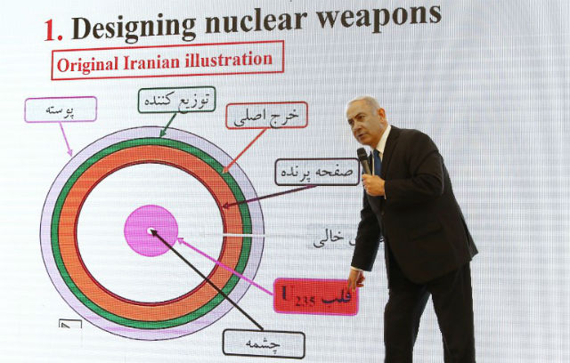 France: Iran nuclear deal 'strengthened by Netanyahu claims'