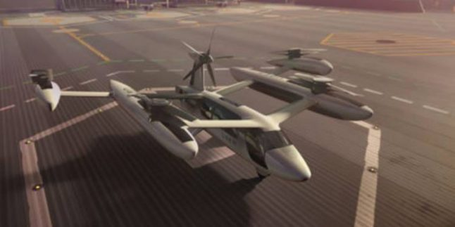 Uber to invest €20 million in building flying taxis in France