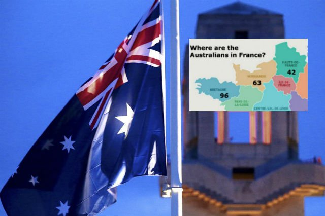 Australians in France: How many are there and where do they live?