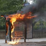 In Images: Anti-capitalist protesters run riot in Paris May Day violence