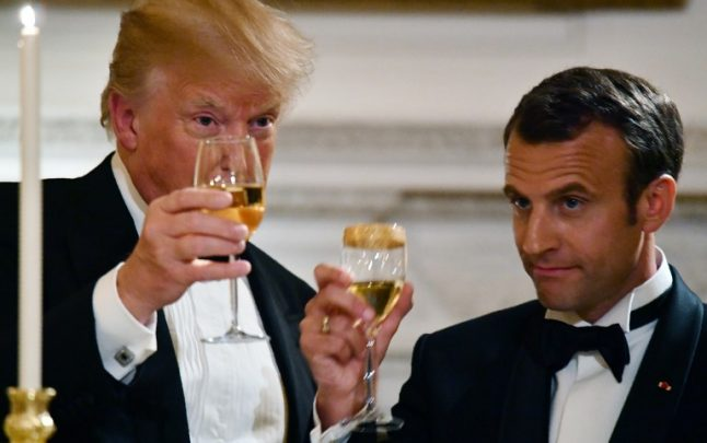 Macron struts global stage…but exactly how influential is he?
