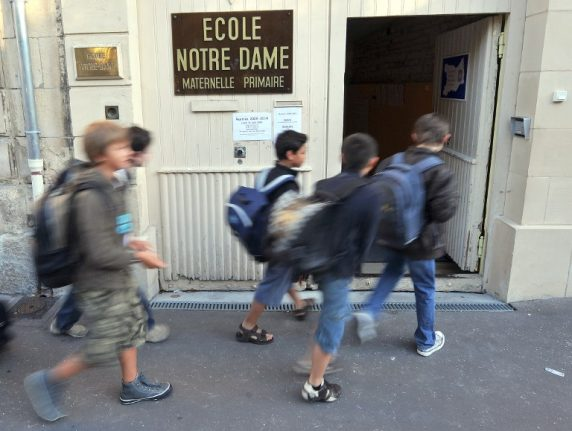 What kind of school in France is best for my kids?