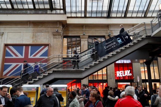 Electrical fault shuts Channel tunnel: operator