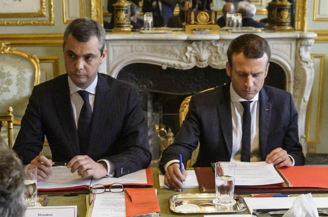 President Macron's chief of staff to face corruption probe