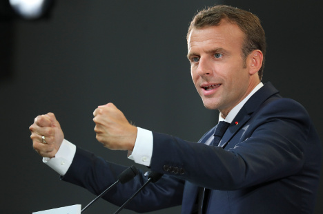 France on G7: 'Fits of anger' cannot dictate international  cooperation