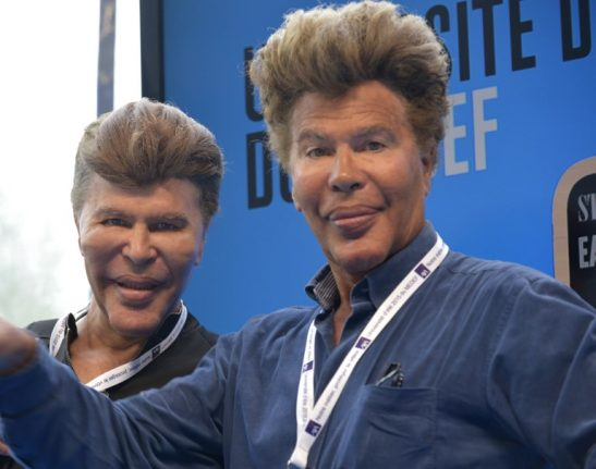 The Bogdanoff twins: The story of France's TV heart-throbs turned 'freak shows'