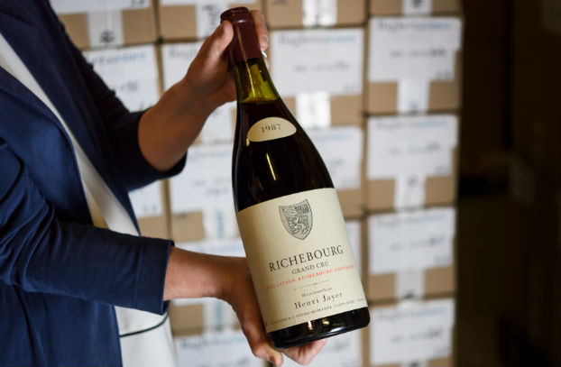 Personal cellar of 'King of Pinot Noir' to fetch €11m at auction