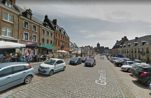 Village in far northern France crowned country's favourite