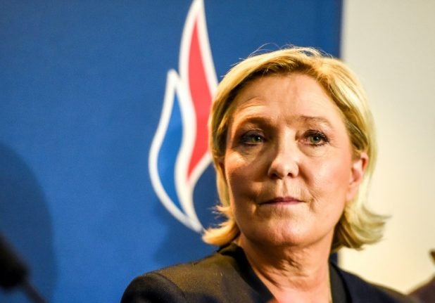 EU court confirms Marine Le Pen must repay €300,000 to Brussels