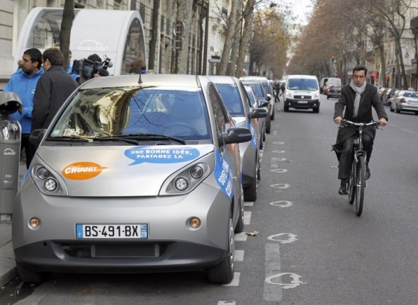 Paris: Autolib electric car scheme 'to end in days' after authorities pull the plug