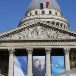 France honours women's rights icon Simone Veil with coveted Pantheon burial