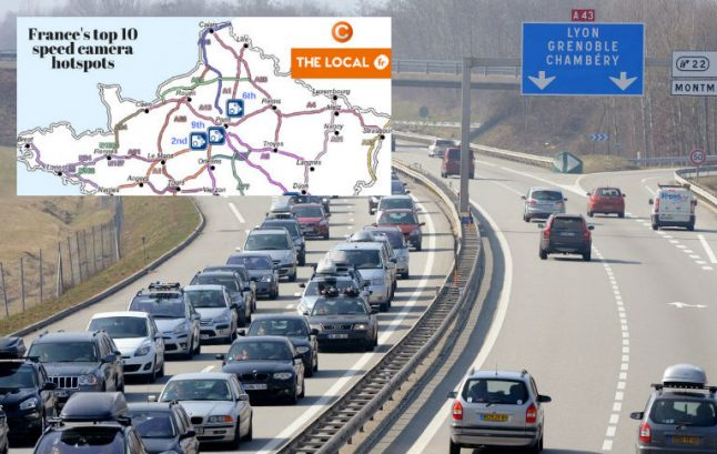 Tolls, traffic and speeding drivers: The motorways in France you might want to avoid