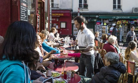 Elbows in: An essential guide to French café terrace etiquette