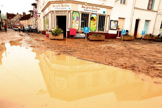 Flash floods in France claim another victim after man drowns in car
