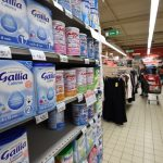 French company blames 'accident' for global baby milk scare