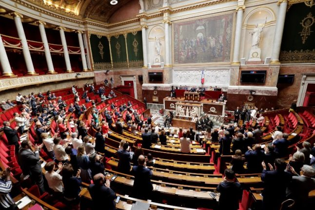 Out with 'race', in with gender equality: French MPs rewrite constitution