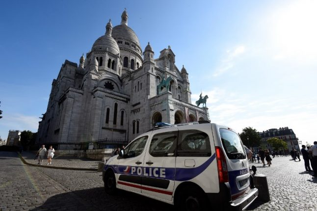 Paris to deploy 5,000 police every day this summer to protect tourists