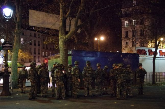 Bataclan terror victims sue French state for not allowing armed soldiers to intervene