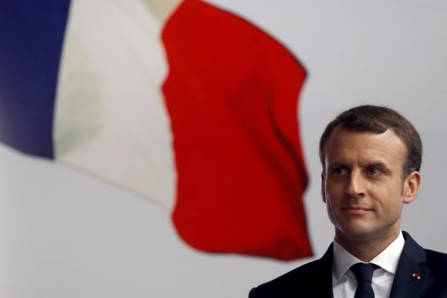 IMF hails France as 'reform leader' in boost for Macron