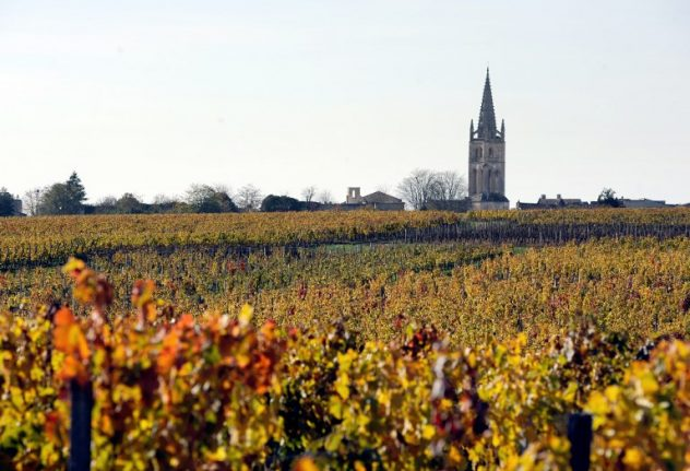 French police seize 10 Chinese-owned vineyards in Bordeaux