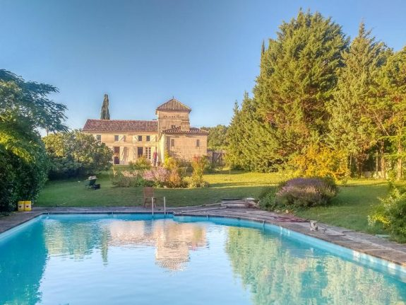 French property of the week: Stunning stone house in the heart of Charente