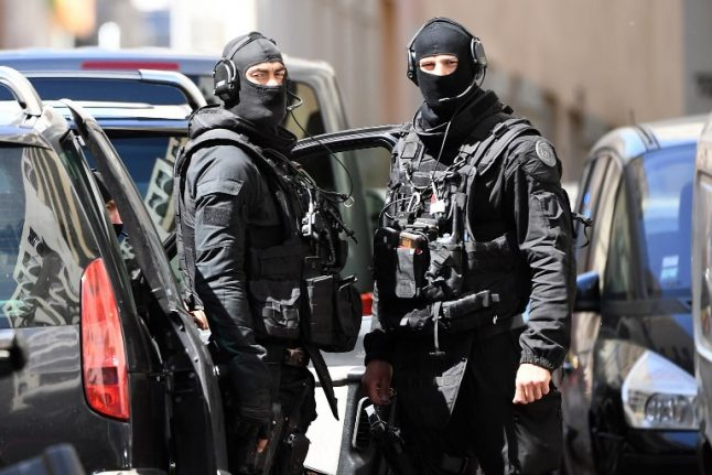 France arrests 10 ultra-right suspects over plot to attack Muslims