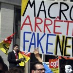 Could France's fake news law be used to silence critics?