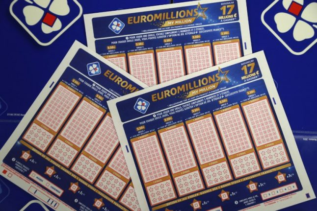 Lucky Frenchman beats odds to bag second million-euro lottery win