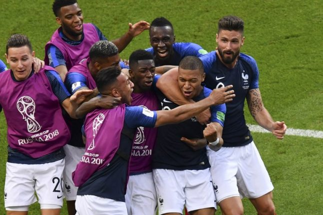 France beat Messi's Argentina 4-3 to reach World Cup quarter-finals