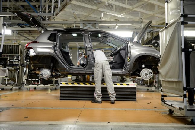 French car giants Peugeot and Citroen to exit Iran over US sanction risk