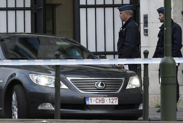 Paris attacks suspect linked to horrific pilot killing by Isis