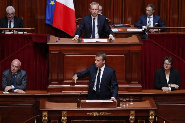 Macron to unveil plan to cut French public spending 'in coming weeks'