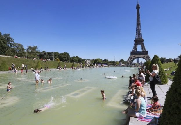 Heatwave: Paris and northern France on alert as temperatures rise