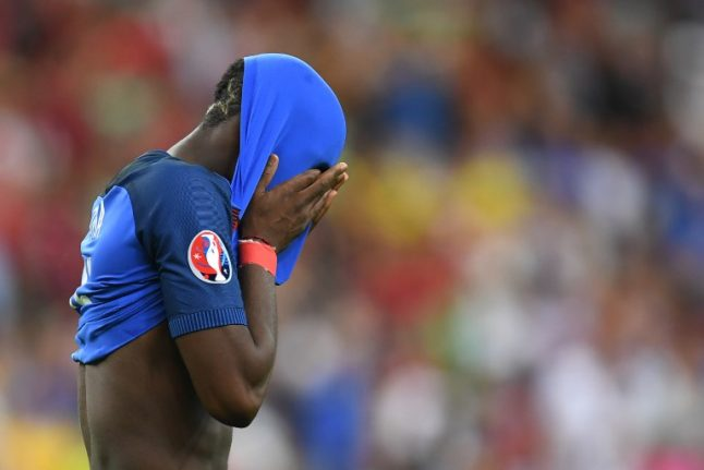 France hope pain of Euro 2016 defeat will spur them to World Cup glory