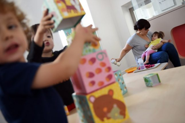 Cleaner charged with trying to poison babies in French creche