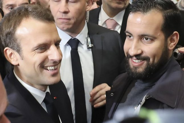 Do you understand why 'Benallagate' is the biggest crisis Macron has faced?