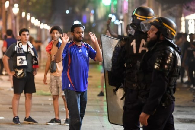 France's World Cup win can't hide underlying tensions over race and class